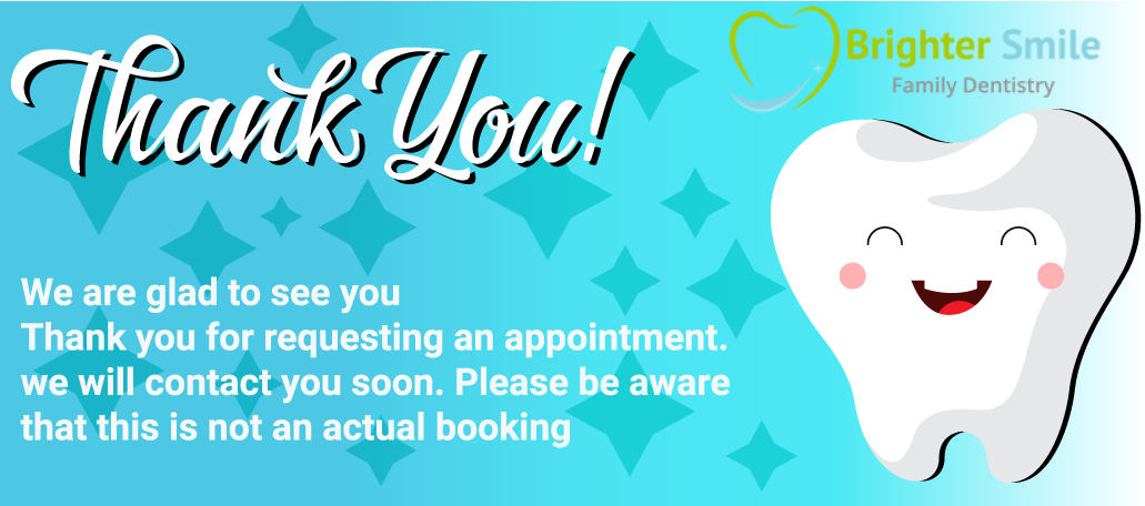 brighter smile family dentistry thank you